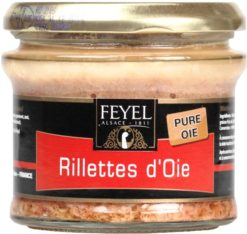 Goose Rillettes FEYEL, 170g