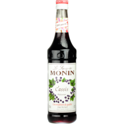 MONIN syrup Blackcurrant - 70cl
