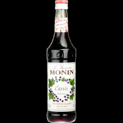 MONIN syrup Blackcurrant - 70cl