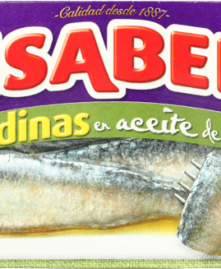 Sardines in Olive Oil - 115g