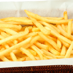Frozen french fries from Belgium - 1 Kg