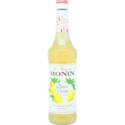 MONIN syrup glasco Lemon - 70cl