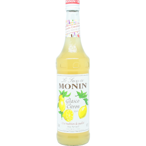 MONIN syrup glasco Lemon - 70cl
