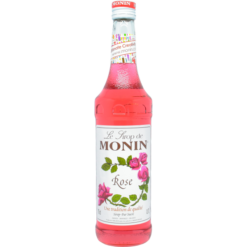 MONIN syrup Rose - 70cl