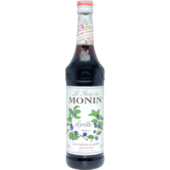 MONIN syrup Blueberry - 70cl