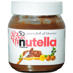 NUTELLA hazelnut chocolate spread - 350g