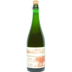 MEDIUM-DRY farmer apple cider Romilly 3.5% - 75cl
