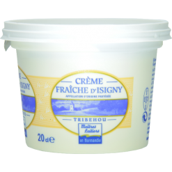 Fresh thick cream Isigny - 20cl