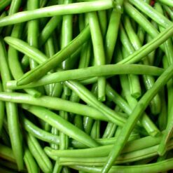 Frozen Whole green beans extra fine - 1Kg