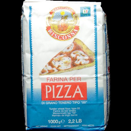 Pizza and bread wheat flour Riscossa - 1Kg
