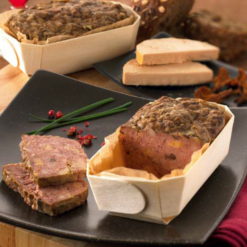 Frozen Country style pate - 300g