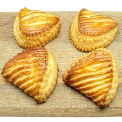 Frozen Butter apple turnover - 4 pcs