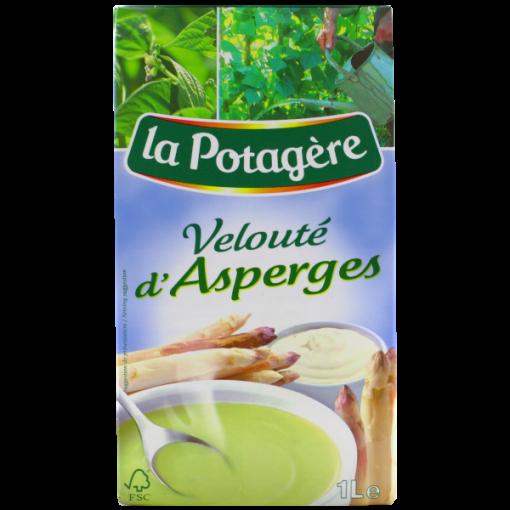 Asparagus Veloute Soup - 1L