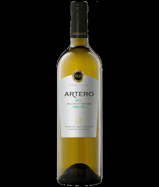 Artero Blanco - 2015