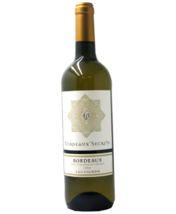 Bordeaux Secrets White Sauvignon (750ml) 2014