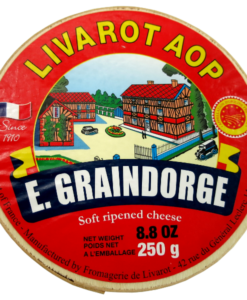 Livarot AOP cheese - 250g