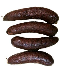 Frozen French Black Pudding - 4 pcs