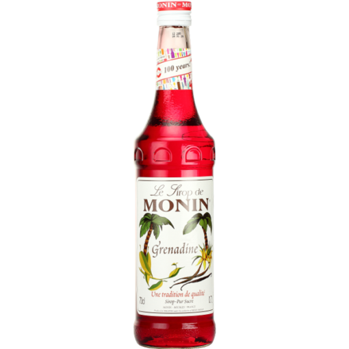 MONIN syrup Grenadine - 70cl