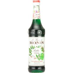 MONIN syrup Green Mint - 70cl