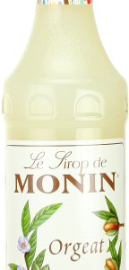 MONIN syrup Almond (Orgeat) - 70cl