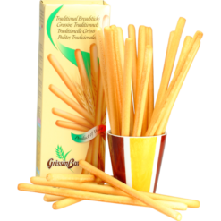 Grissini bread sticks - 125g