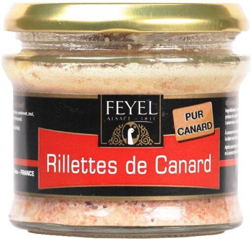 Duck Rillettes FEYEL, 170g