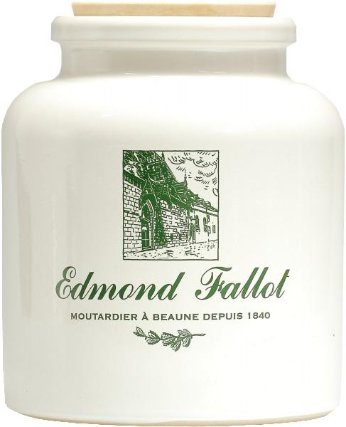 Old style grain Mustard E. Fallot, Clay Pot - 500g