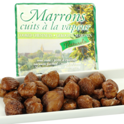 Chestnuts precooked - 2x250g