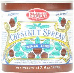 Chestnut spread vanilla, C. Faugier - 500g