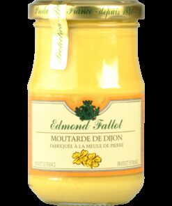 Dijon mustard Edmond Fallot - 210g