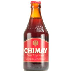 "Chimay Red ""Brune"" 7% - 330mL"