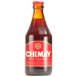 "Chimay Red ""Brune"" 7% - 330mL"