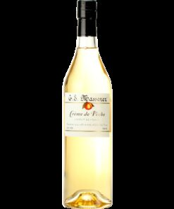 Massenez Peach cream 20% - 70cl