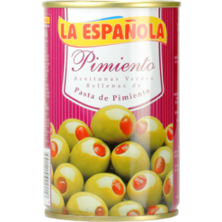 Green Olives filled with red pepper paste - 300g