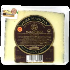 Cheese Manchego Curado, aged 6 months - 150g