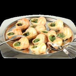 Frozen 48 pcs French snails
