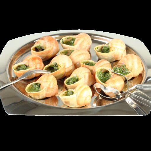 Frozen 48 pcs French snails