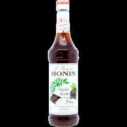 MONIN syrup Chocolate Mint - 70cl