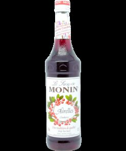 MONIN syrup Cranberry - 70cl