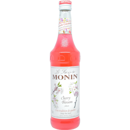 MONIN syrup Sakura cherry blossom - 70cl