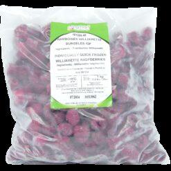 Frozen Raspberries williamette - 1Kg