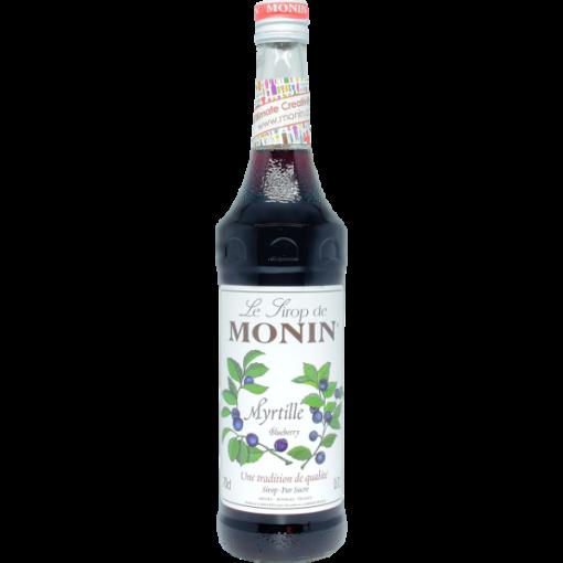 MONIN syrup Blueberry - 70cl