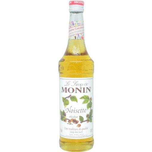 MONIN syrup Hazelnut - 70cl