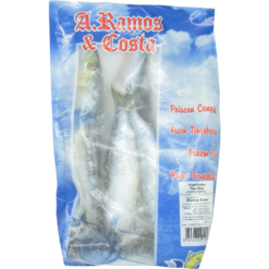 Frozen whole sardines - 1Kg
