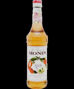 MONIN syrup Lychee - 70cl