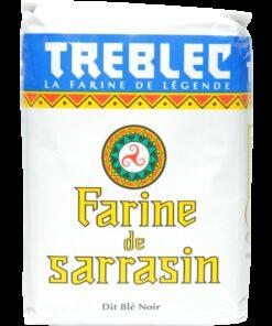 Treblec buckwheat flour - 1Kg