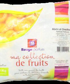 Frozen Apricot halves - 1Kg