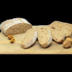 Frozen Bread with Walnuts 400g, F. Lalos