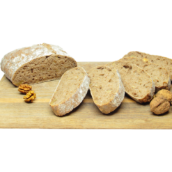 Frozen Bread with Walnuts 400g, F. Lalos