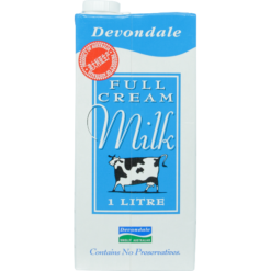 Full cream milk Devondale UHT - 1L